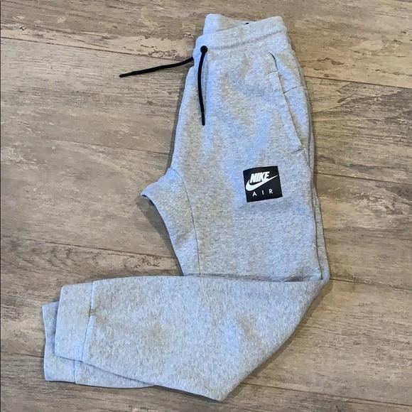 Nike Bottoms   Boys Nike Air Ash Grey